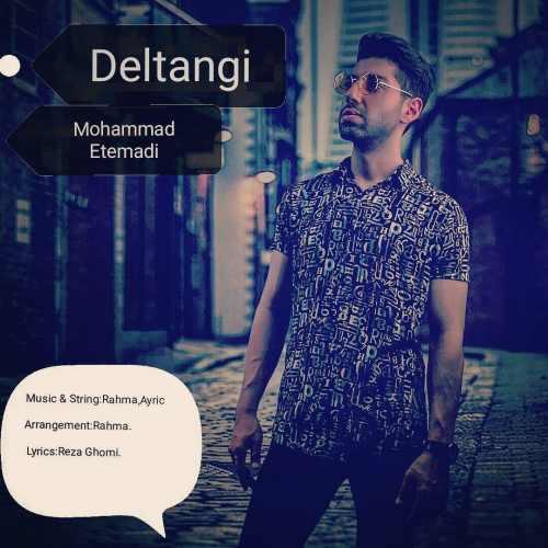 دانلود موزیک جدید محمد اعتمادی دلتنگی