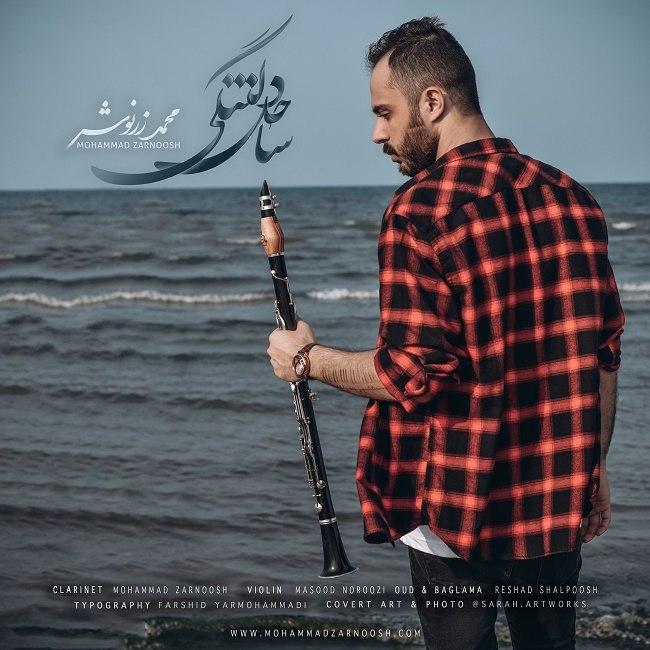 دانلود موزیک جدید محمد زرنوش ساحل دلتنگی